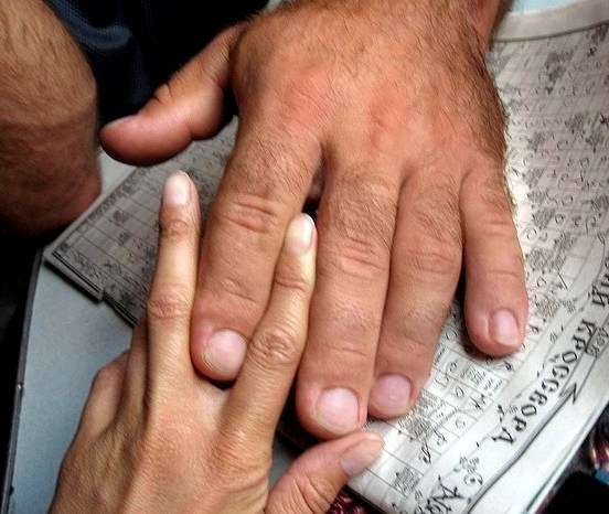 As Mãos do Lutador Ucraniano Denis Cyplenkov São Tão Grandes Que Parecem de Mentira