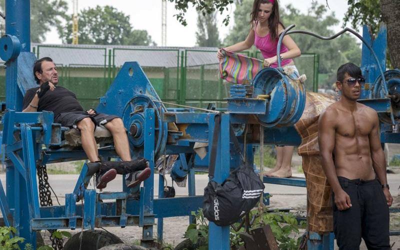 Esta Academia Ucraniana É Feita de Tanques da 2ª Guerra Mundial e Metal Sucateado
