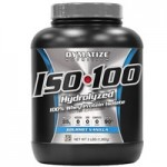 ISO 100 WHEY DYMATIZE NUTRITION