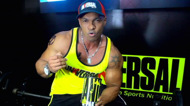 Universal Nutrition Whey