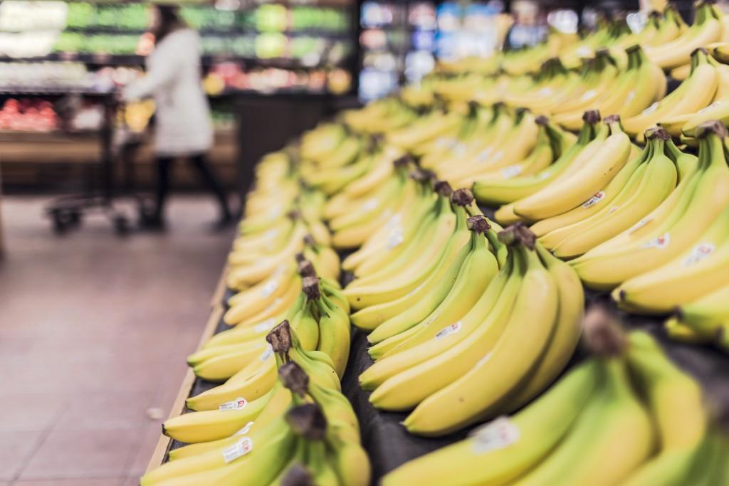 Come bananas antes do treino